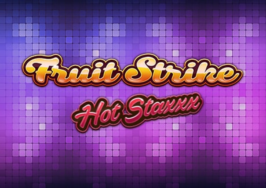 The Fruit Strike: Hot Staxxx Online Slot Demo Game by Bet2Tech
