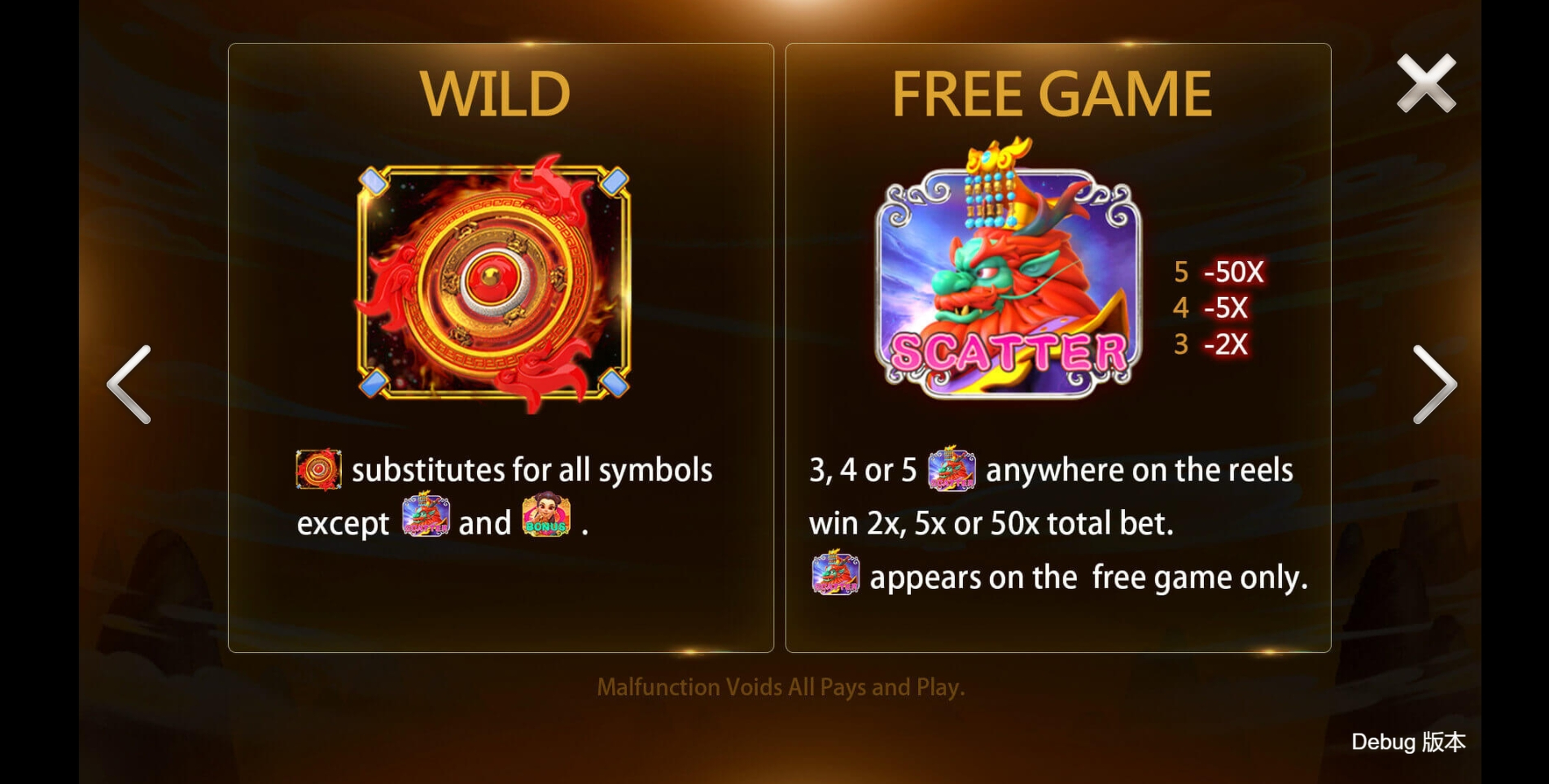 Info of Crazy Nuozha Slot Game by CQ9Gaming