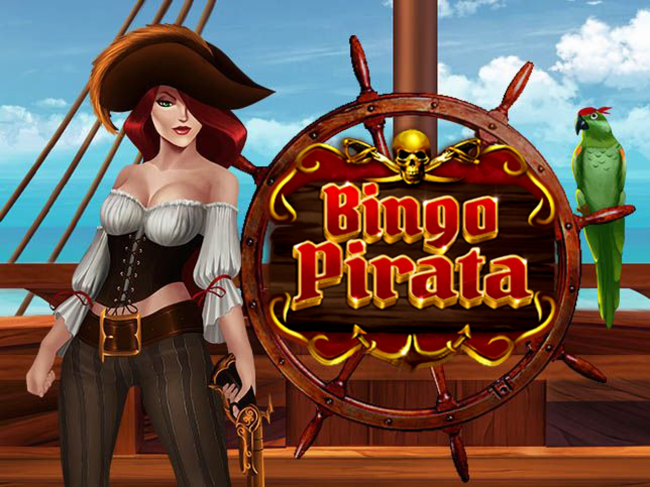 The Bingo Pirata Online Slot Demo Game by Caleta Gaming