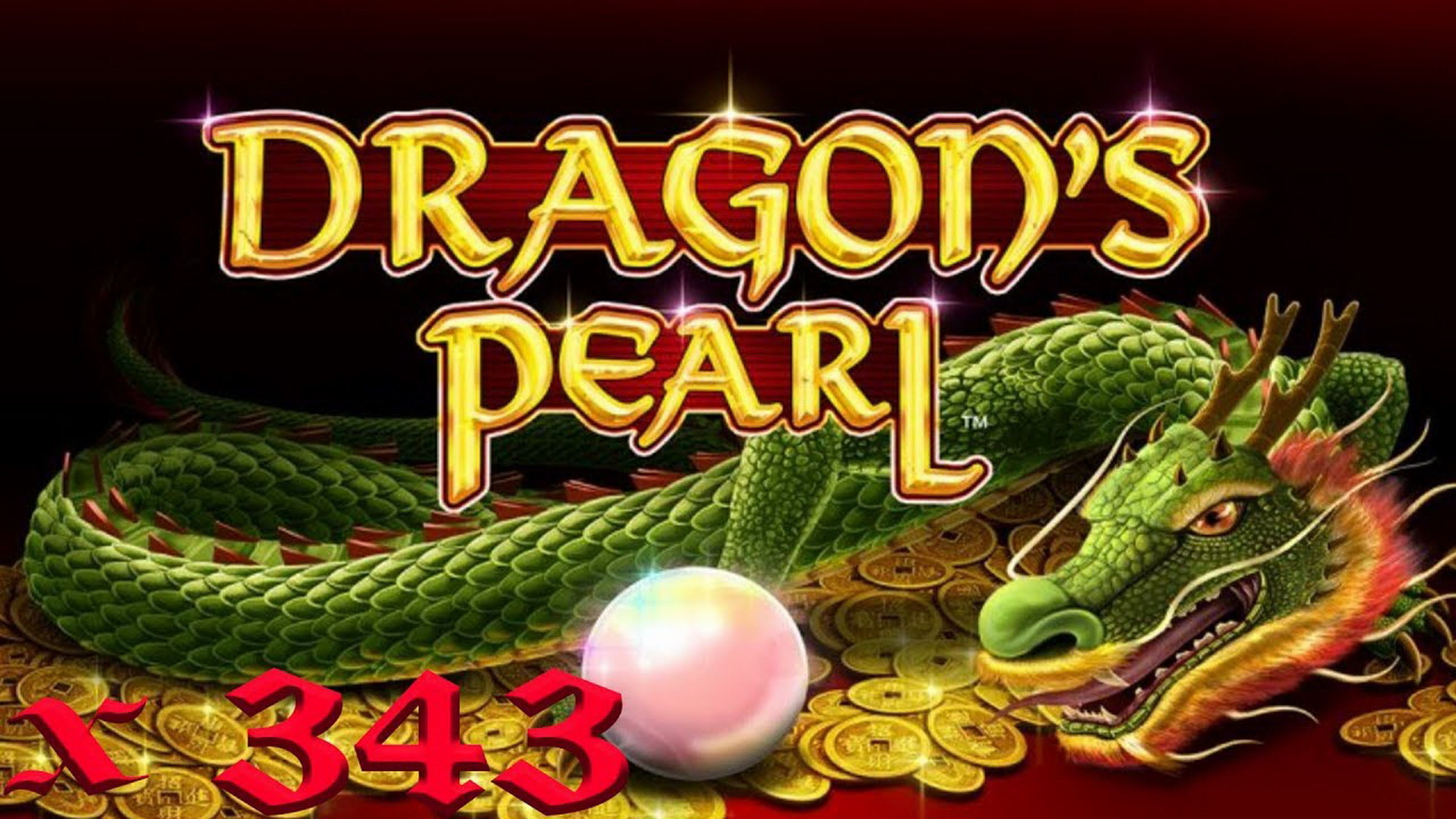 The Dragon Pearl (D-Tech) Online Slot Demo Game by D-Tech