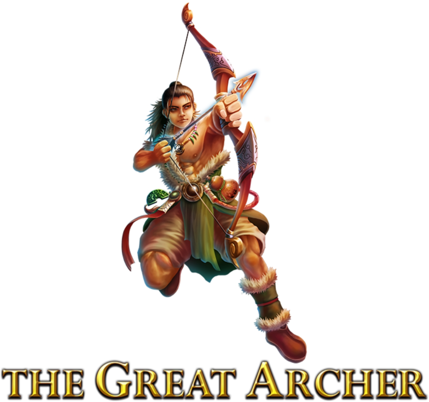 The The Great Archer Online Slot Demo Game by D-Tech