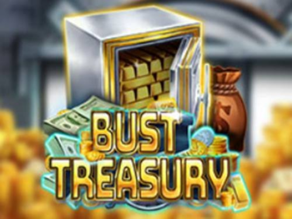 The Bust Treasury Online Slot Demo Game by Dragoon Soft