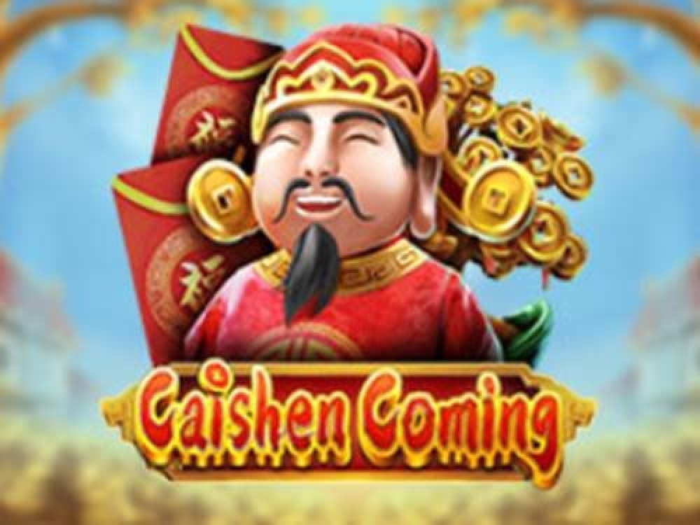 The Caishen Coming Online Slot Demo Game by Dragoon Soft