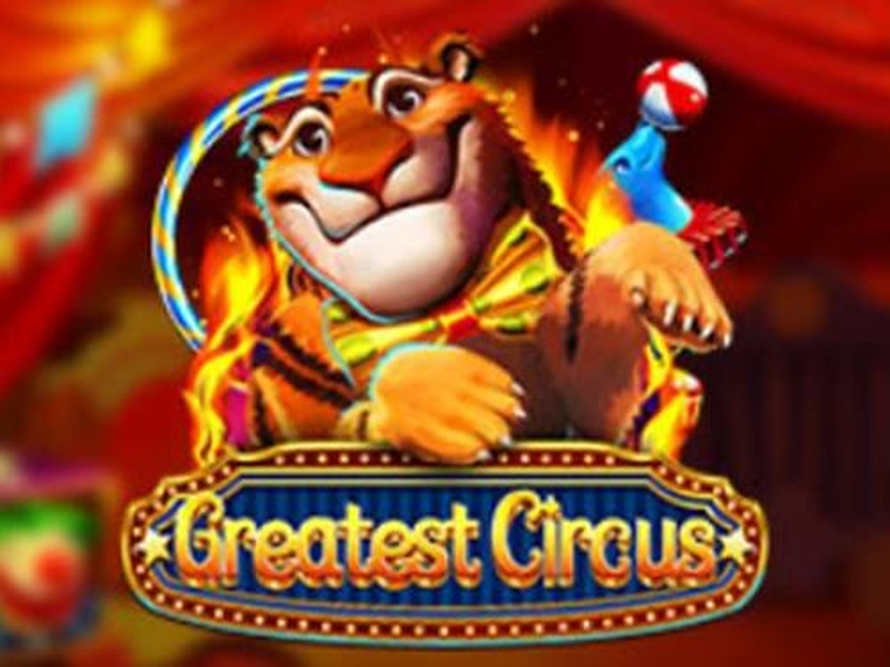 The Greatest Circus Online Slot Demo Game by Dragoon Soft