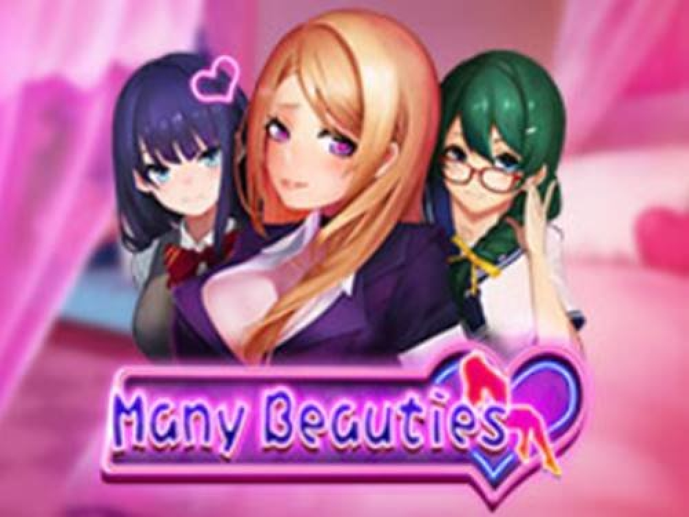 The Many Beauties Online Slot Demo Game by Dragoon Soft