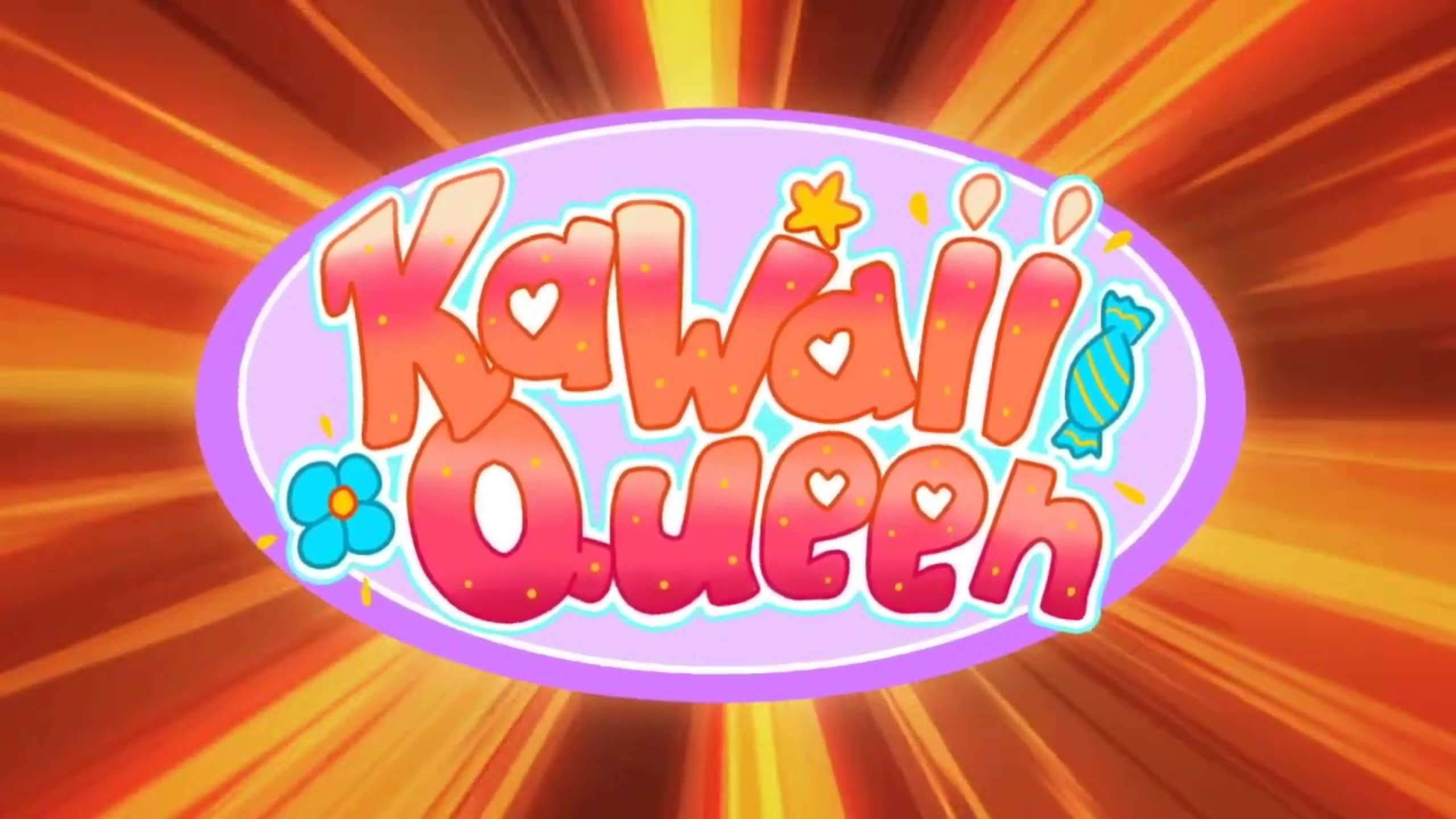 The Kawaii Queen Online Slot Demo Game by Five Men Games
