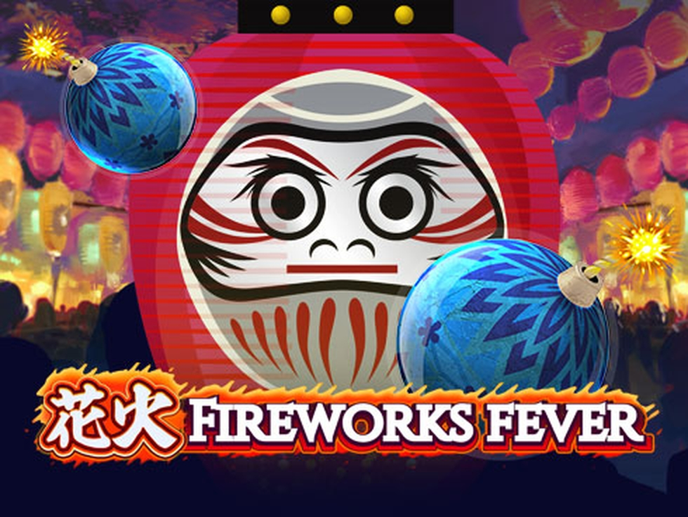 The Fireworks Fever Online Slot Demo Game by Gamatron