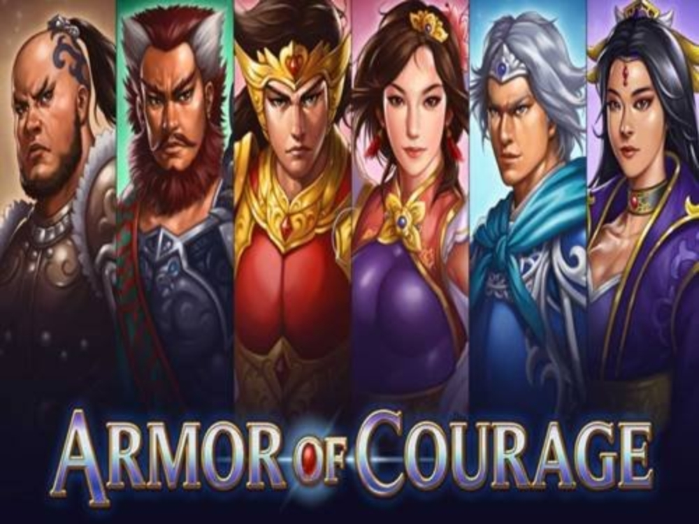The Armor of Courage Online Slot Demo Game by Gamefish Global