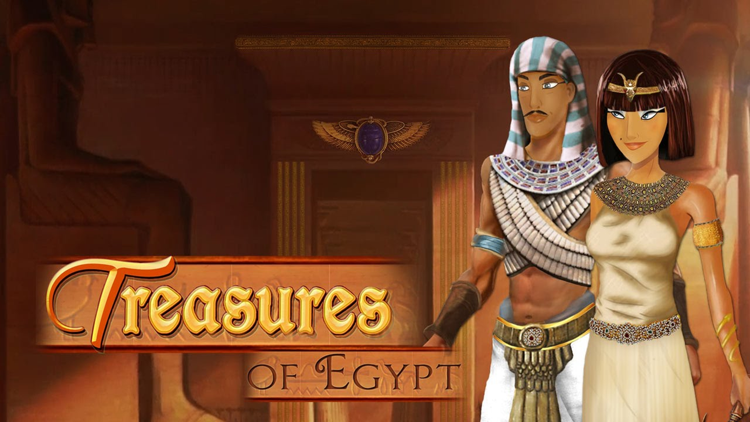 The Egypts Treasure Online Slot Demo Game by Givme Games