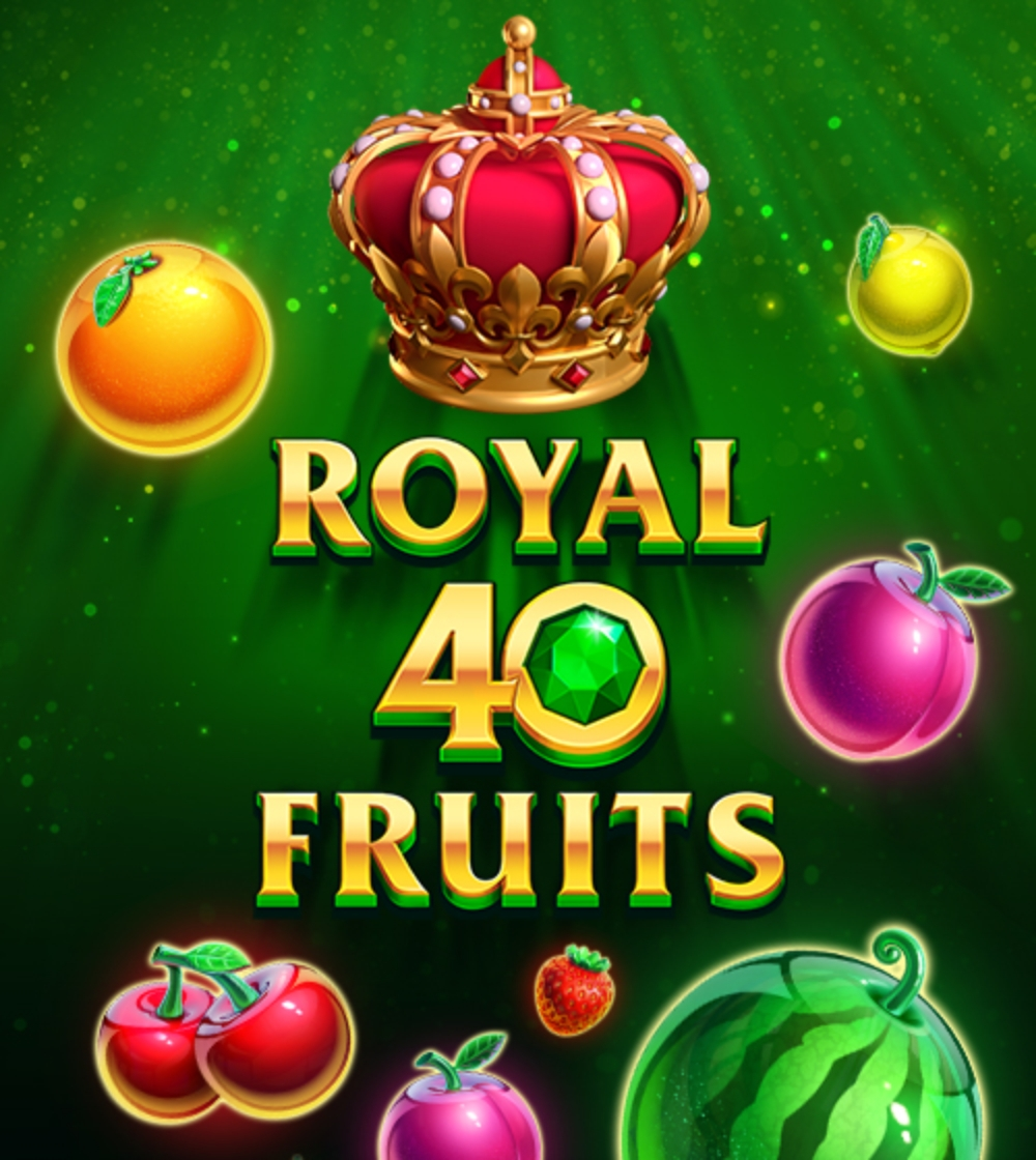 The Royal Fruits 40 Online Slot Demo Game by NetGame