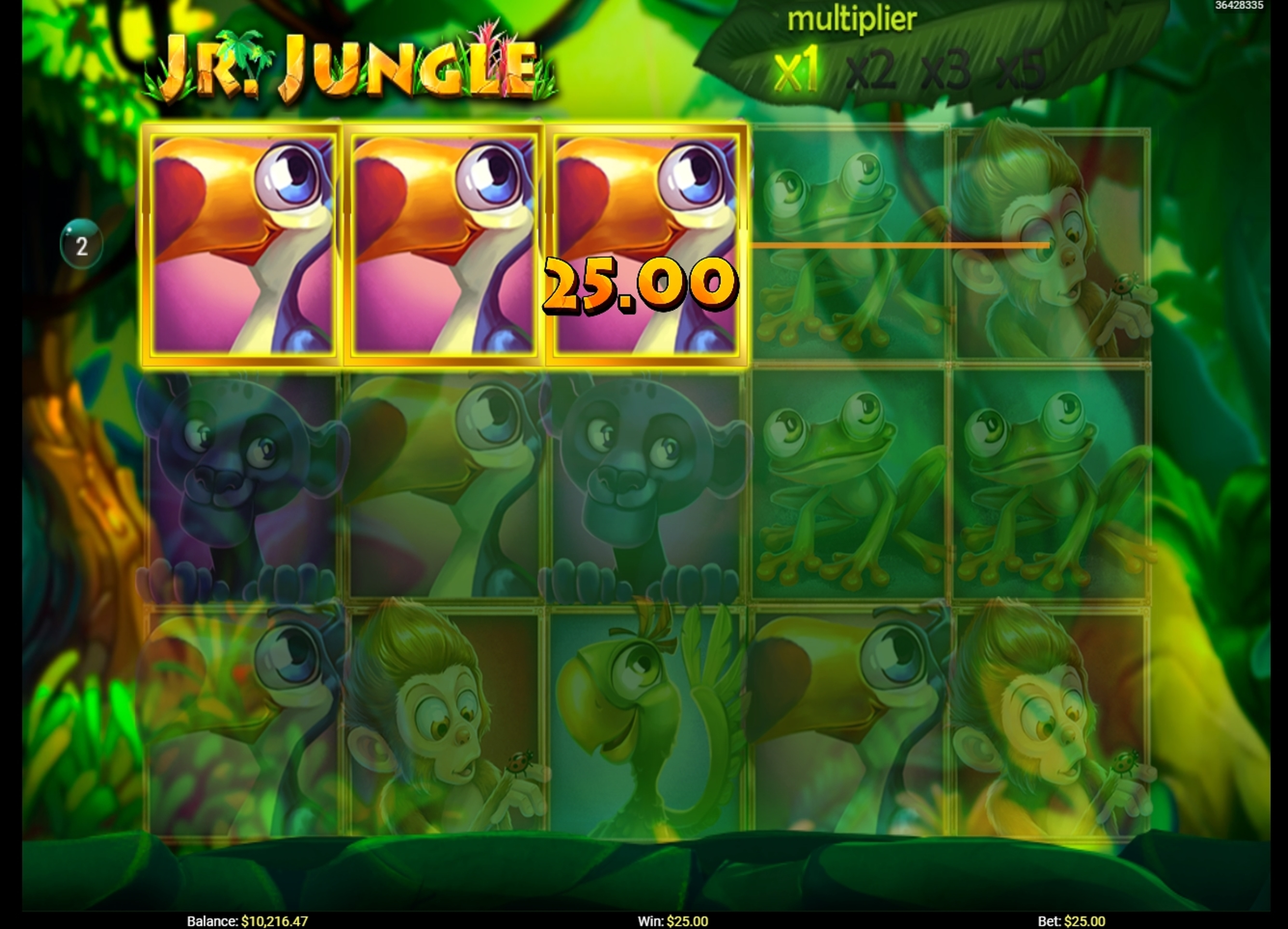 Win Money in Jr. Jungle Free Slot Game by Others