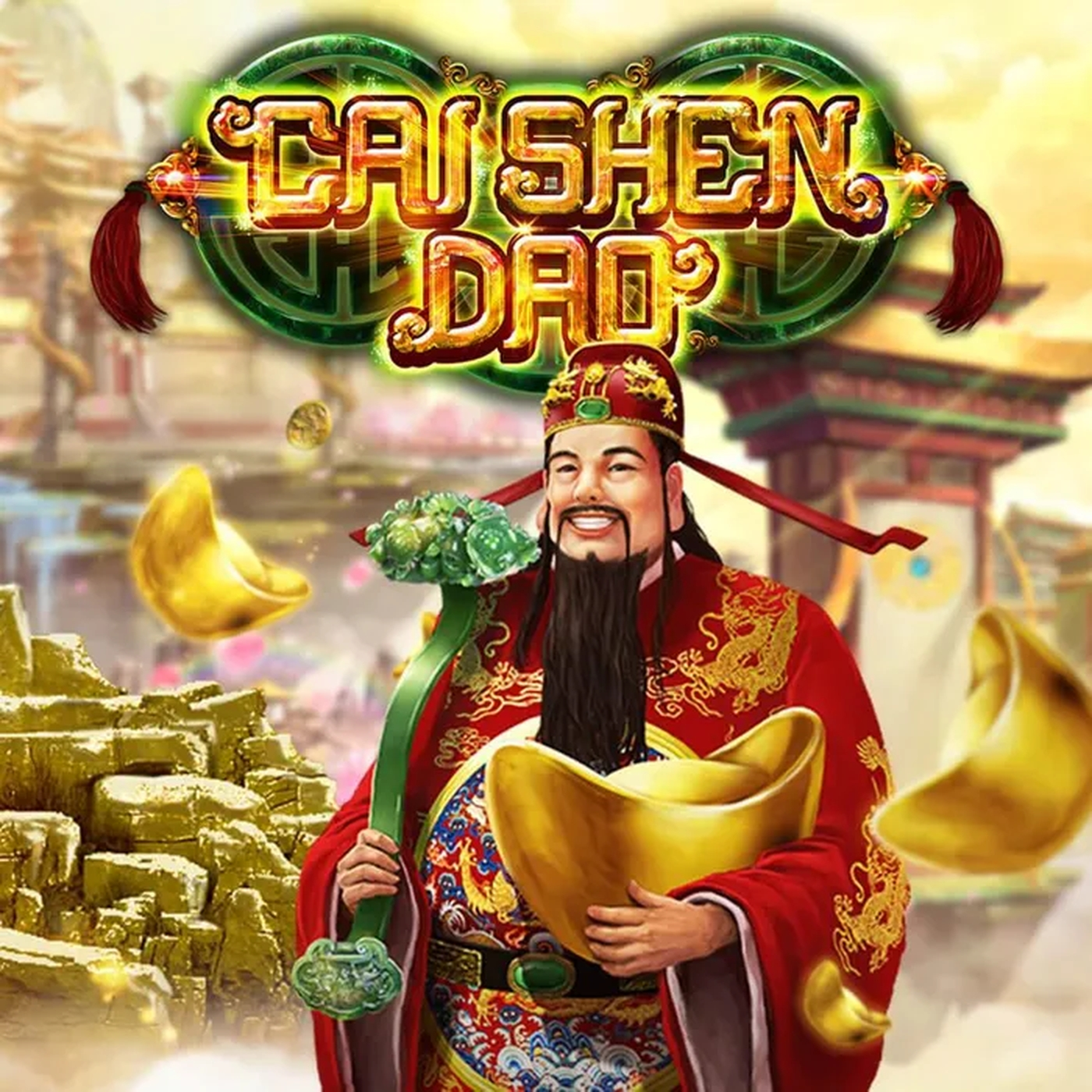 The Cai Shen Dao Online Slot Demo Game by SimplePlay