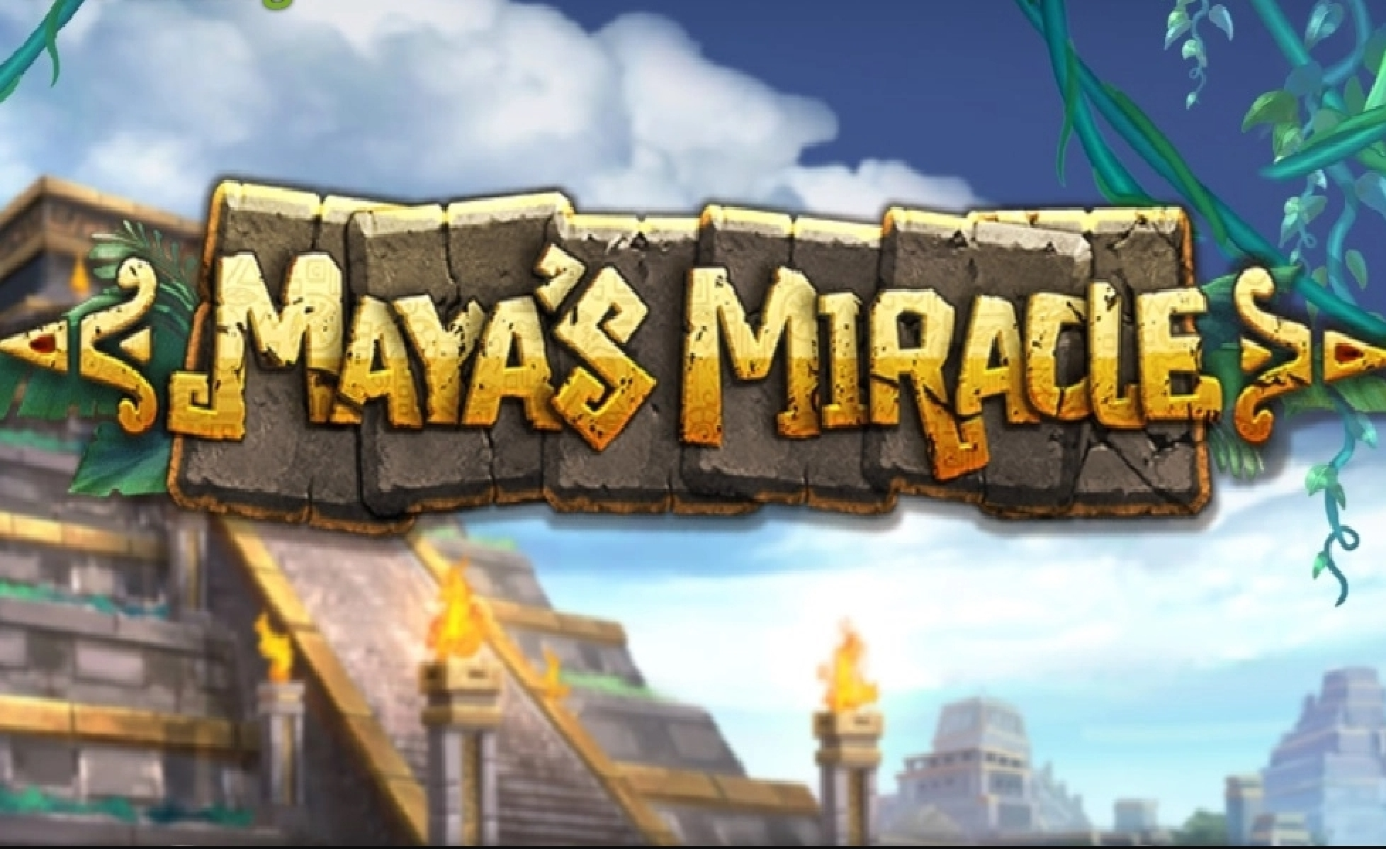 The Maya's Miracle Online Slot Demo Game by SimplePlay