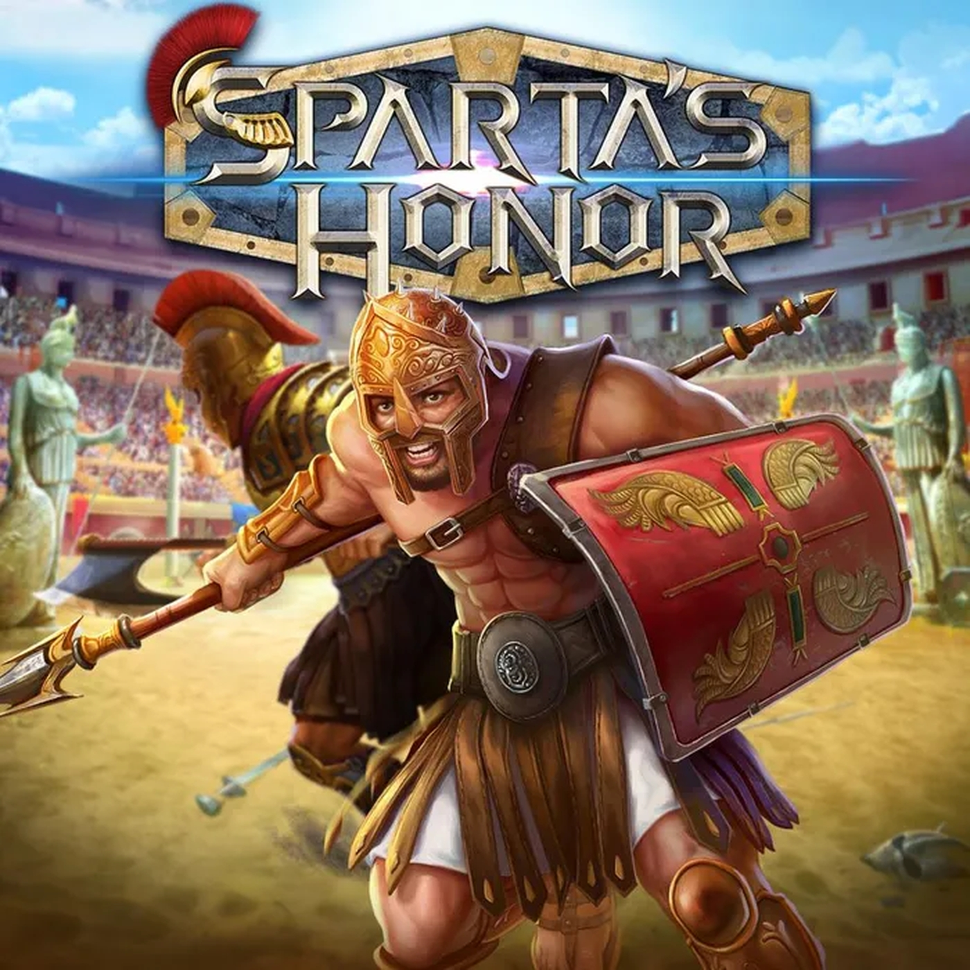 The Sparta's Honor Online Slot Demo Game by SimplePlay