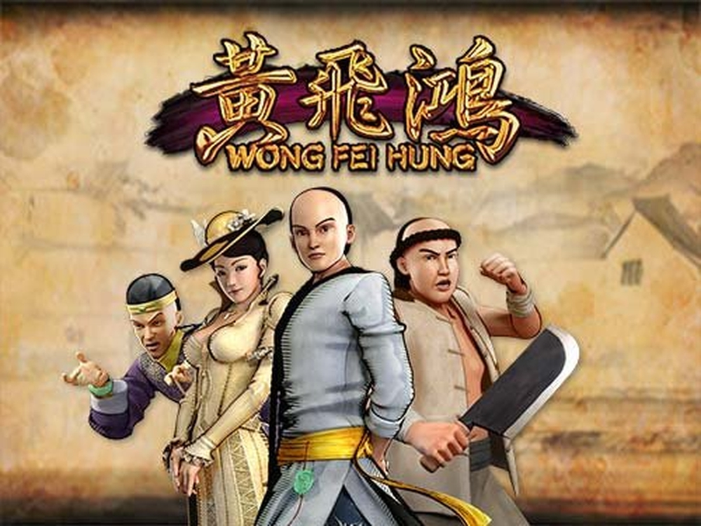 The Wong Fei Hung Online Slot Demo Game by SimplePlay