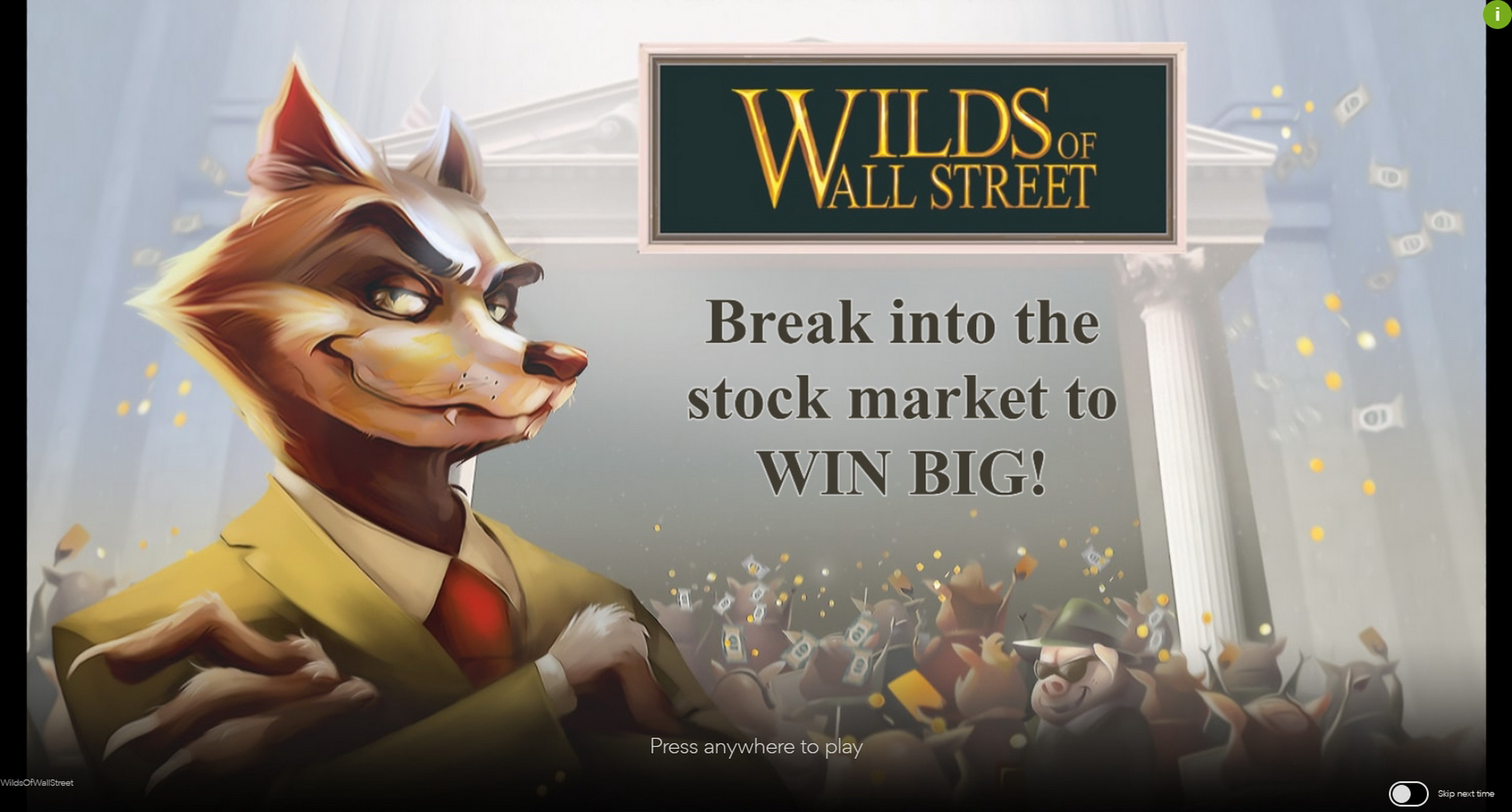 Play Wilds of Wall Street Free Casino Slot Game by Spearhead Studios