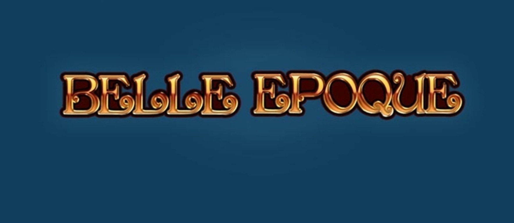 Win Money in Belle Epoque Free Slot Game by Swintt