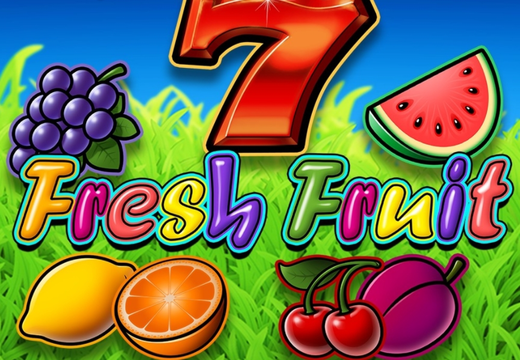 Win Money in Fresh Fruit (Swintt) Free Slot Game by Swintt