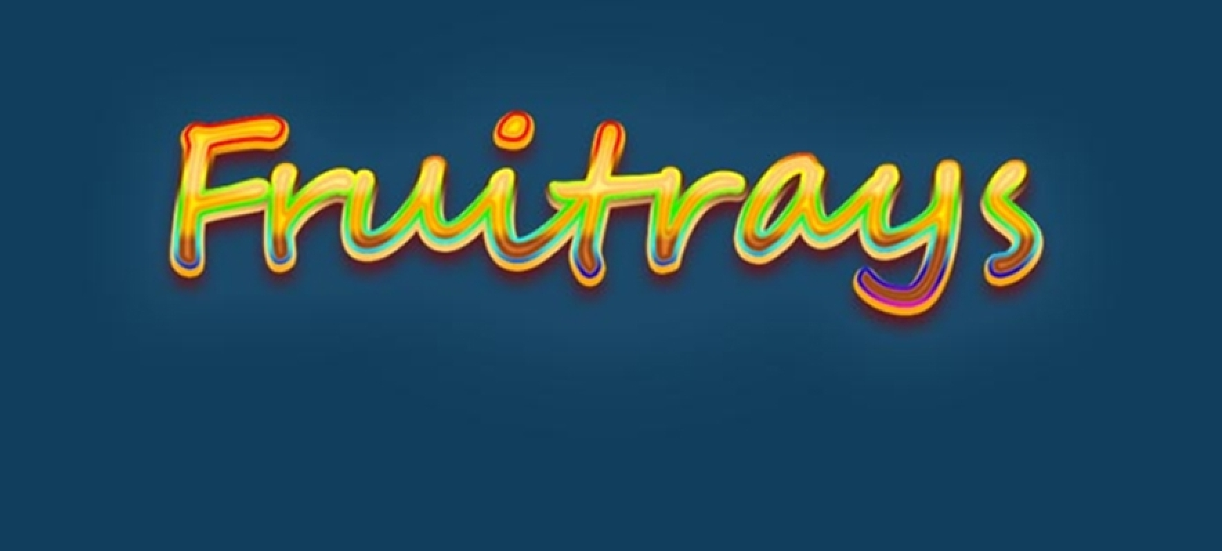 Win Money in Fruitrays Free Slot Game by Swintt