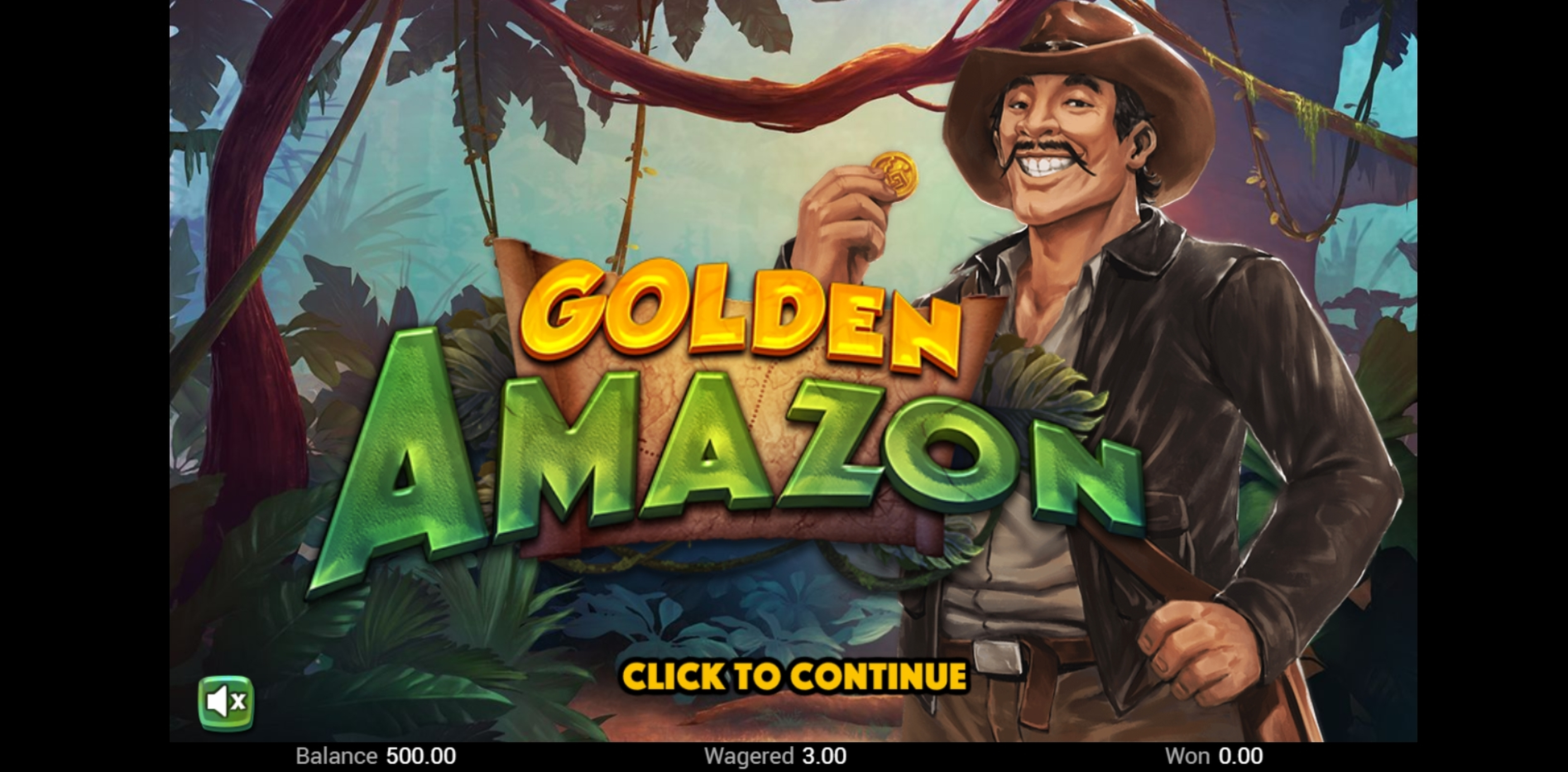 Win Money in Golden Amazon Free Slot Game by Swintt