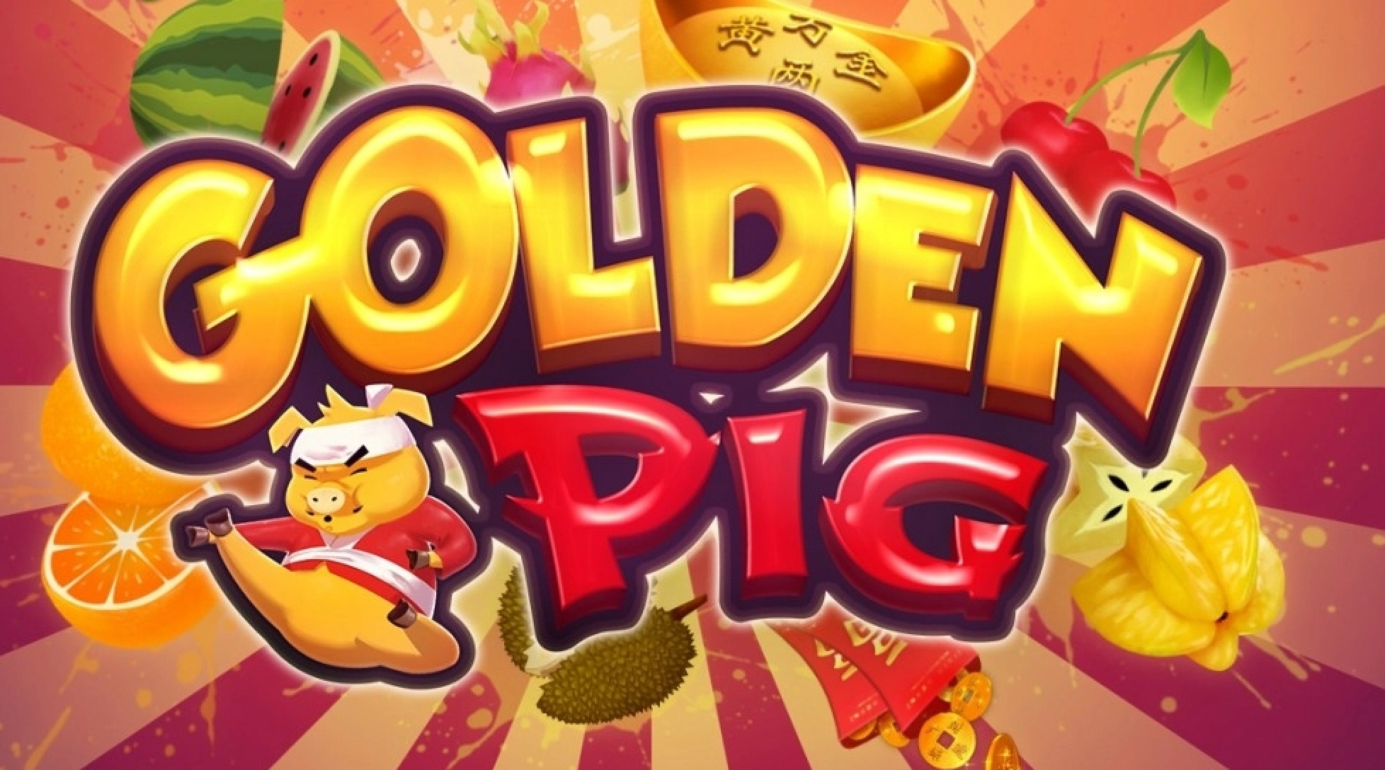 Win Money in Golden Pig (Swintt) Free Slot Game by Swintt
