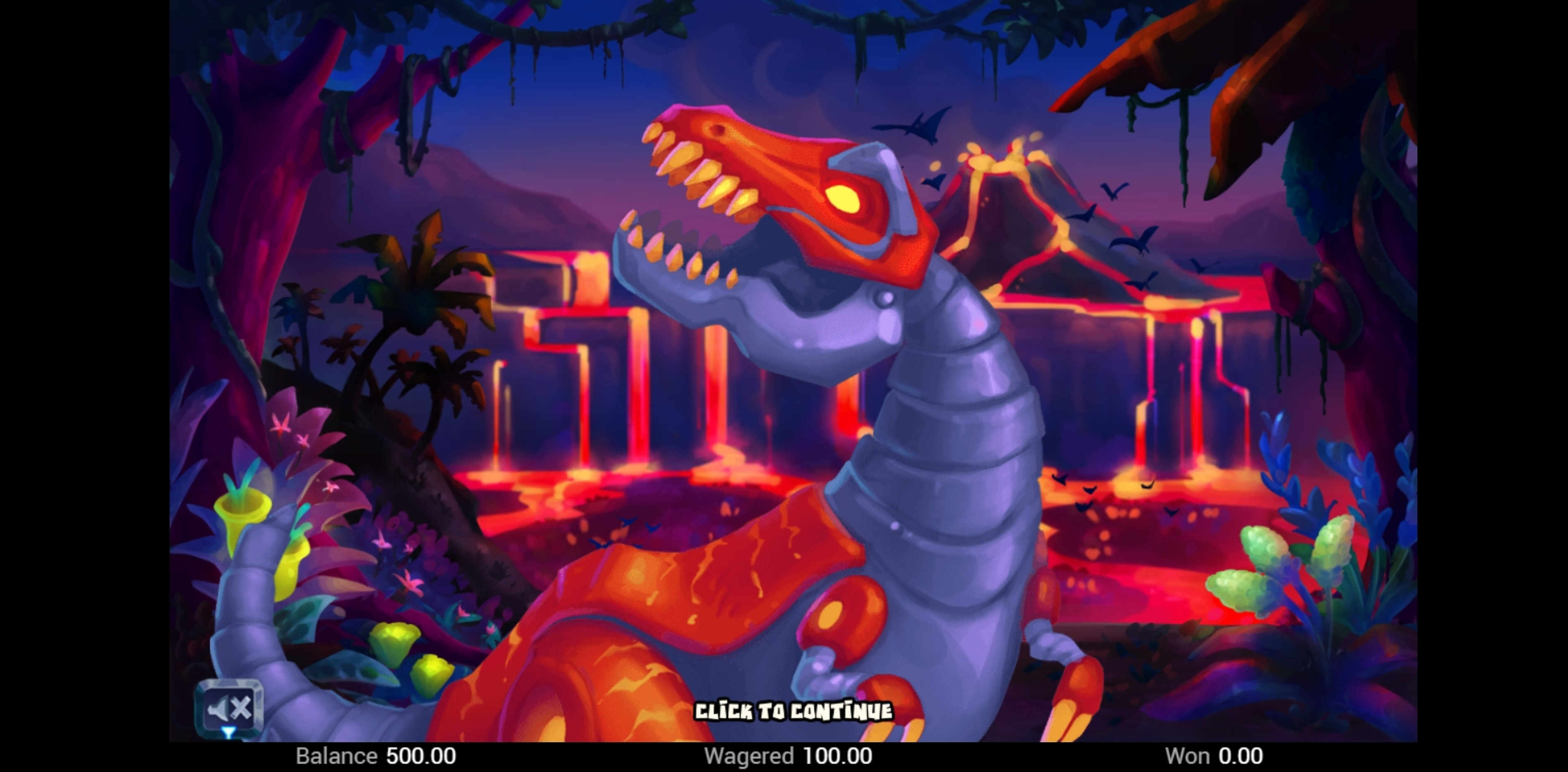 Win Money in King Dinosaur Free Slot Game by Swintt