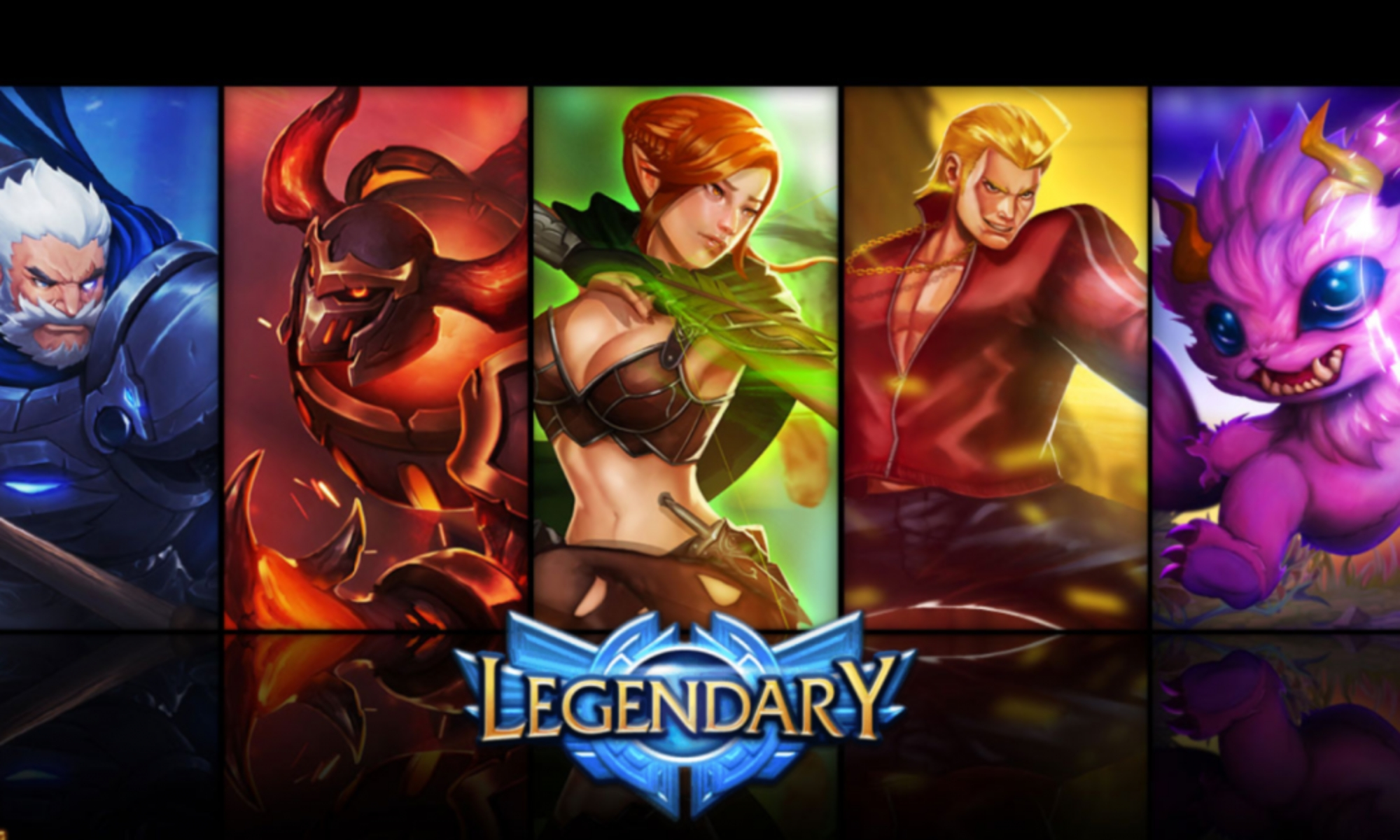Win Money in Legendary Free Slot Game by Swintt