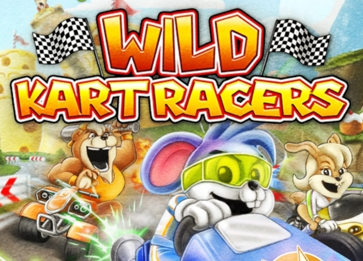 Win Money in Wild Kart Racers Free Slot Game by Swintt