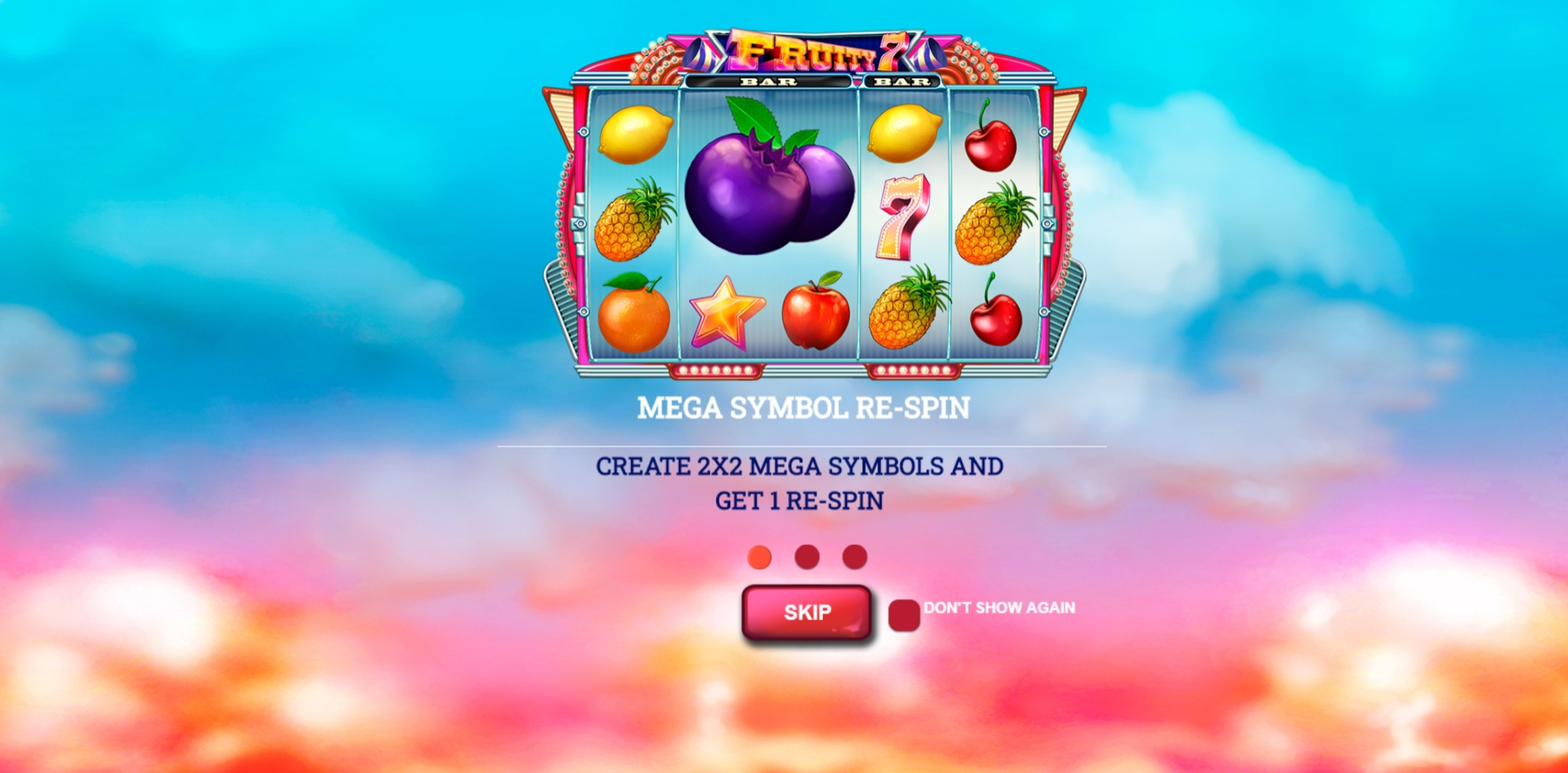 Play Fruity 7 Free Casino Slot Game by Vibra Gaming