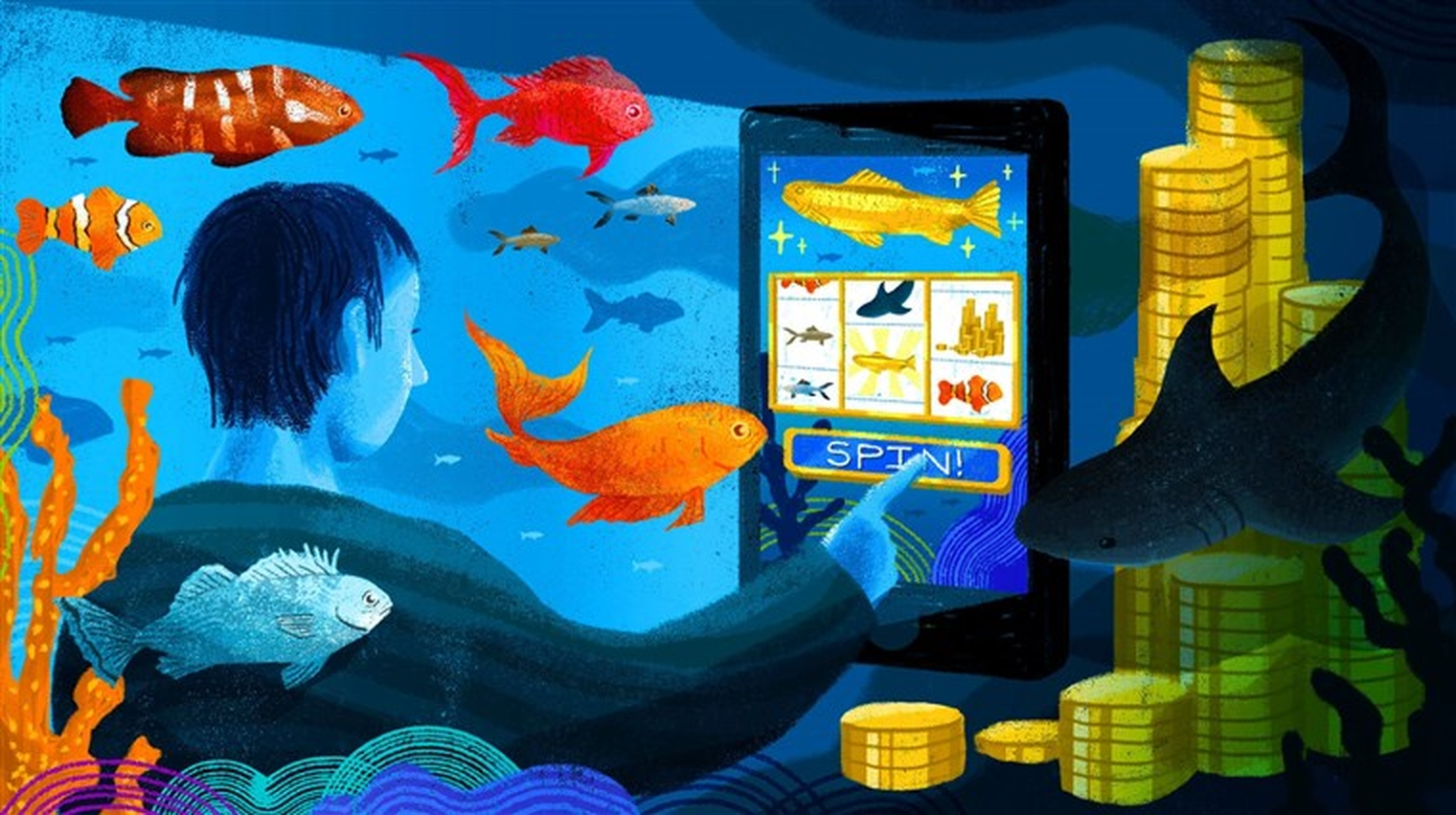 The Fishing Expert Online Slot Demo Game by Virtual Tech