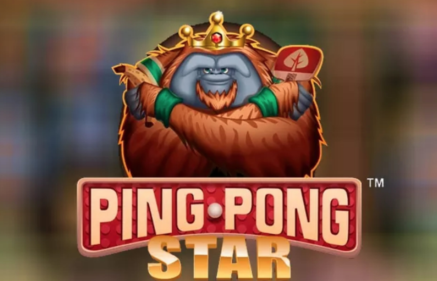 The Ping Pong Star Online Slot Demo Game by ZeroFox Entertainment