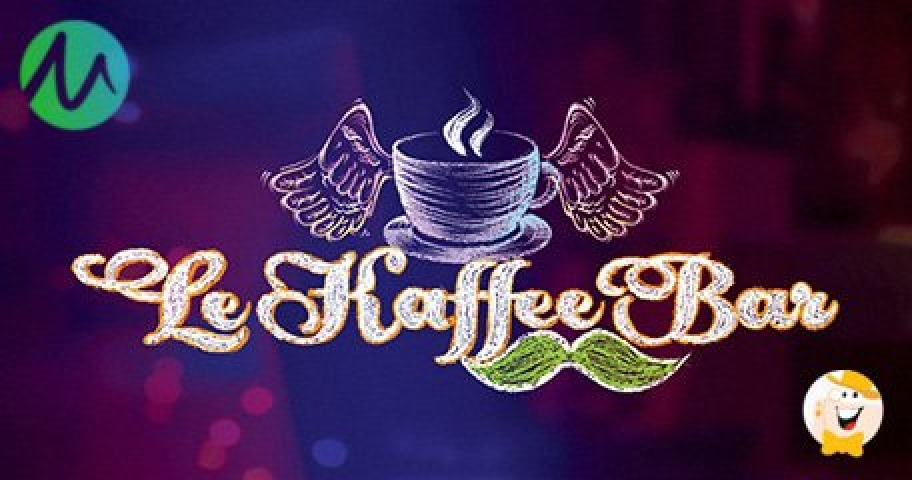The Le Kaffee Bar Online Slot Demo Game by All41 Studios