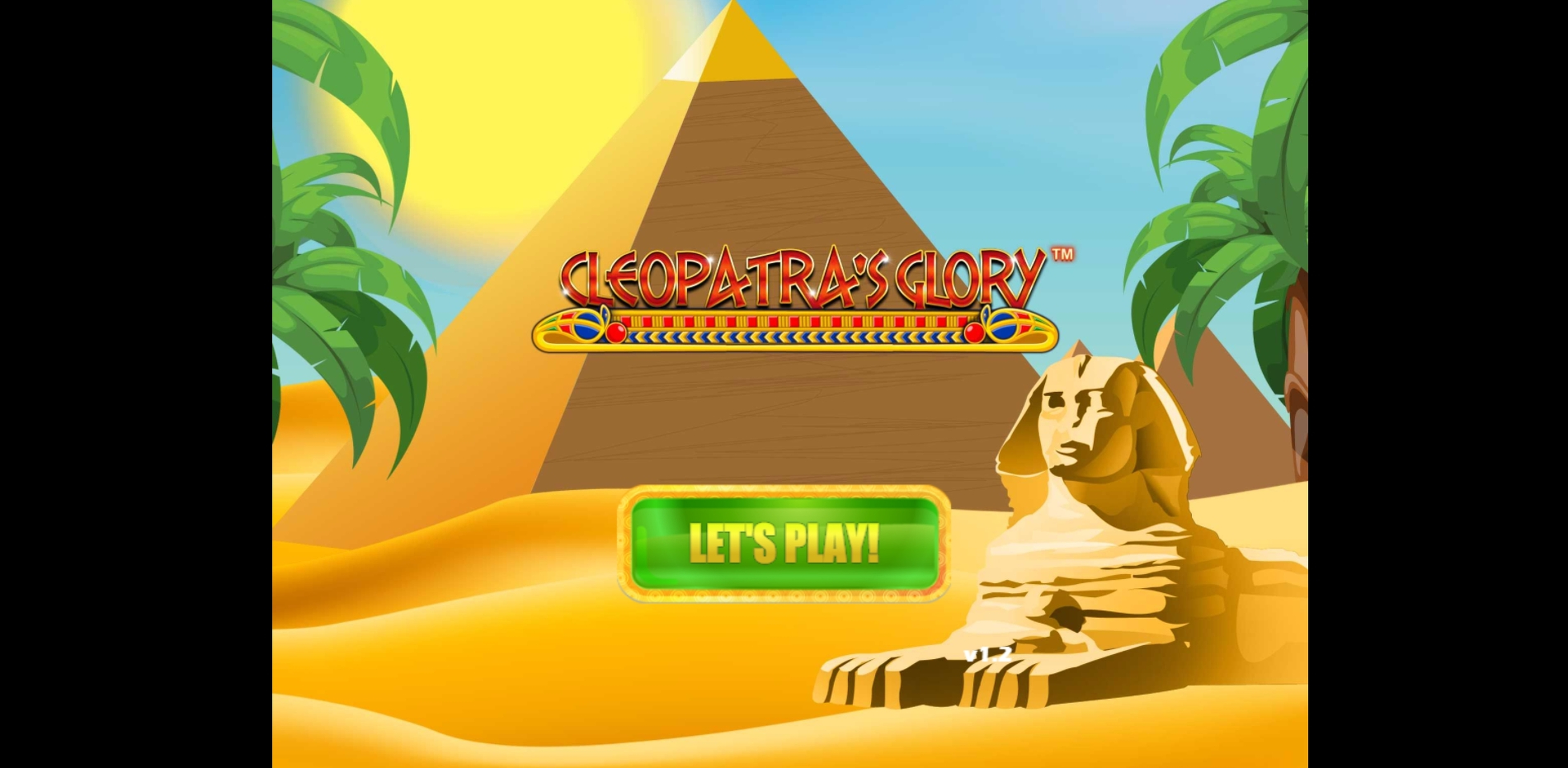 Play Cleopatras Glory Free Casino Slot Game by Allbet Gaming
