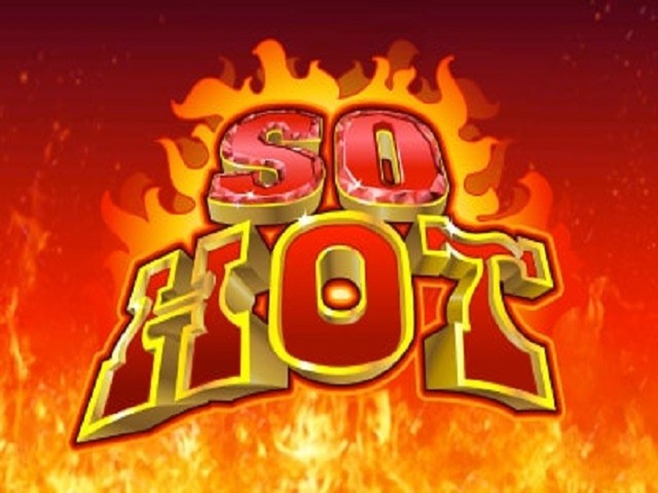 The So Hot Online Slot Demo Game by Amaya