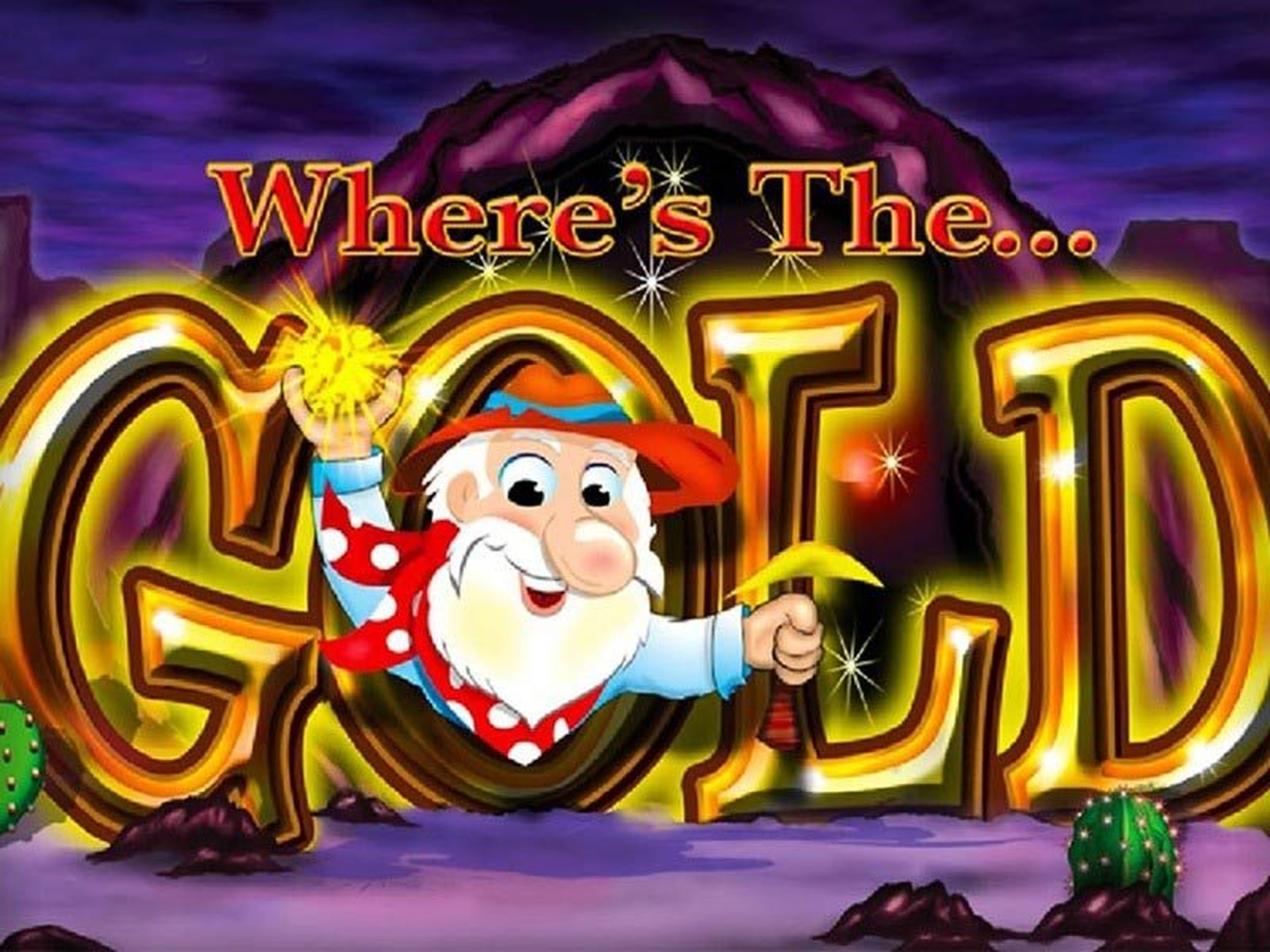 The Where's The Gold Online Slot Demo Game by Aristocrat