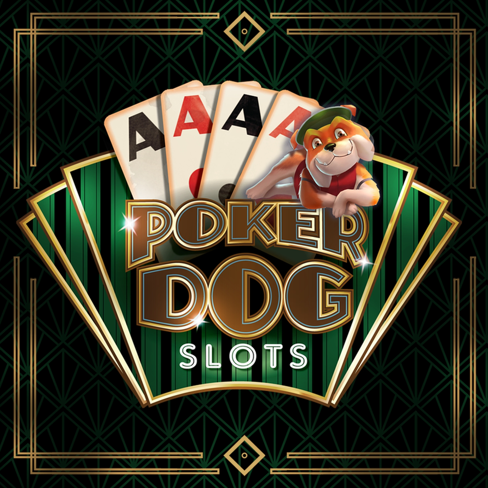 The Poker Dogs Online Slot Demo Game by Asylum Labs Inc.