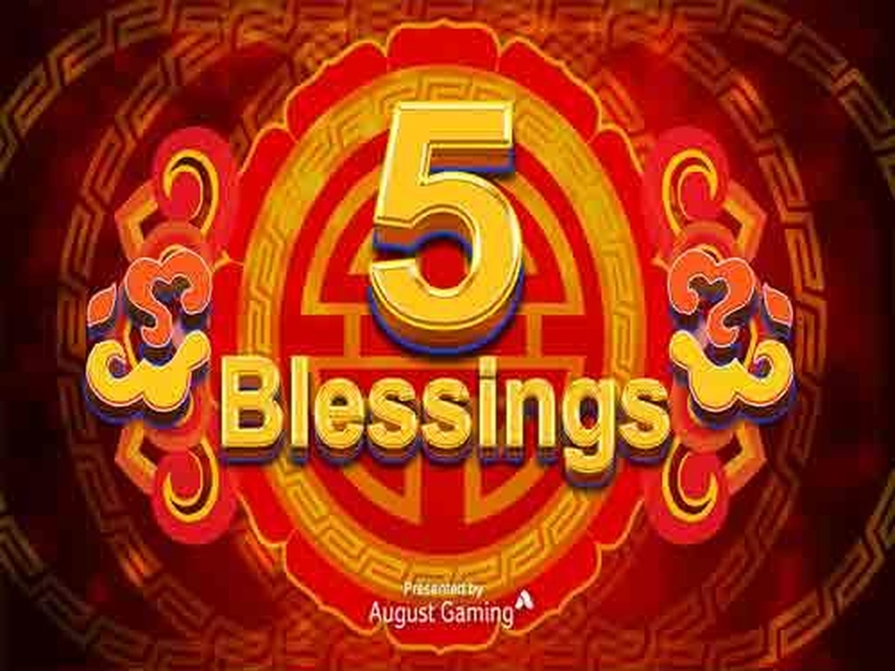 The 5 Blessings Online Slot Demo Game by August Gaming