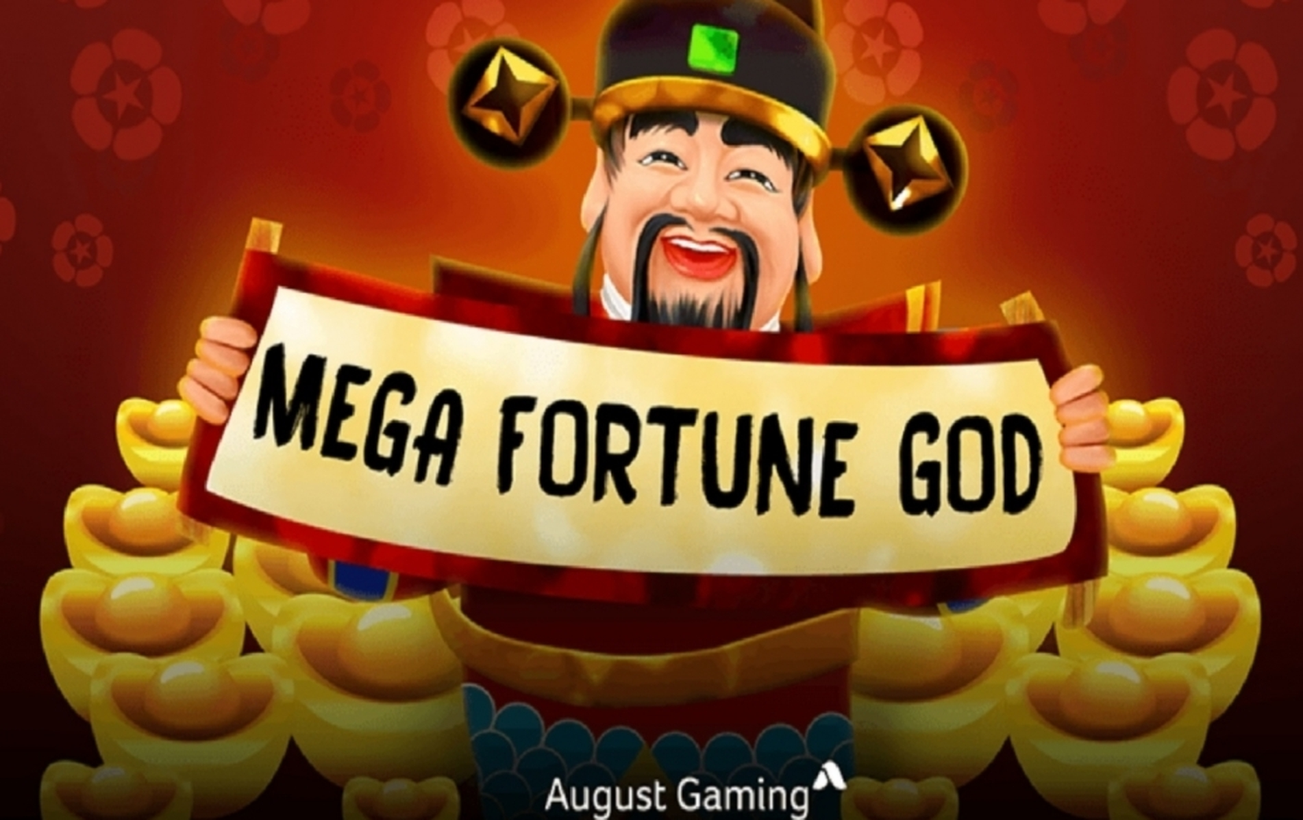 The Mega Fortune God Online Slot Demo Game by August Gaming