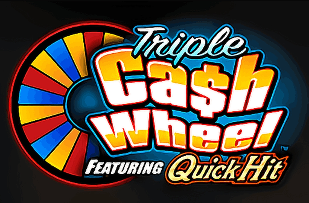 Reels in Triple Cash Wheel Slot Game by Bally