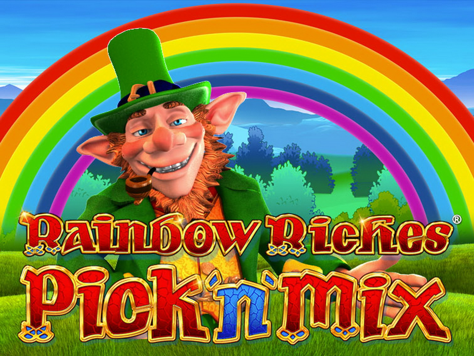 The Rainbow Riches Pick'n'Mix Online Slot Demo Game by Barcrest