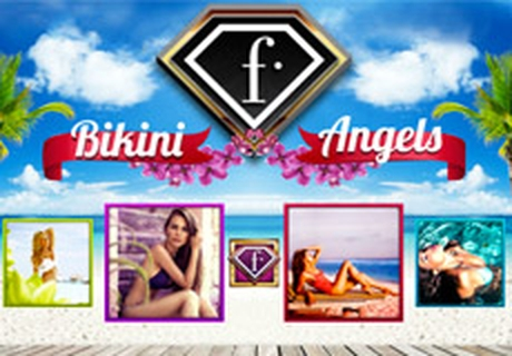 The Bikini Angels Online Slot Demo Game by Betconstruct