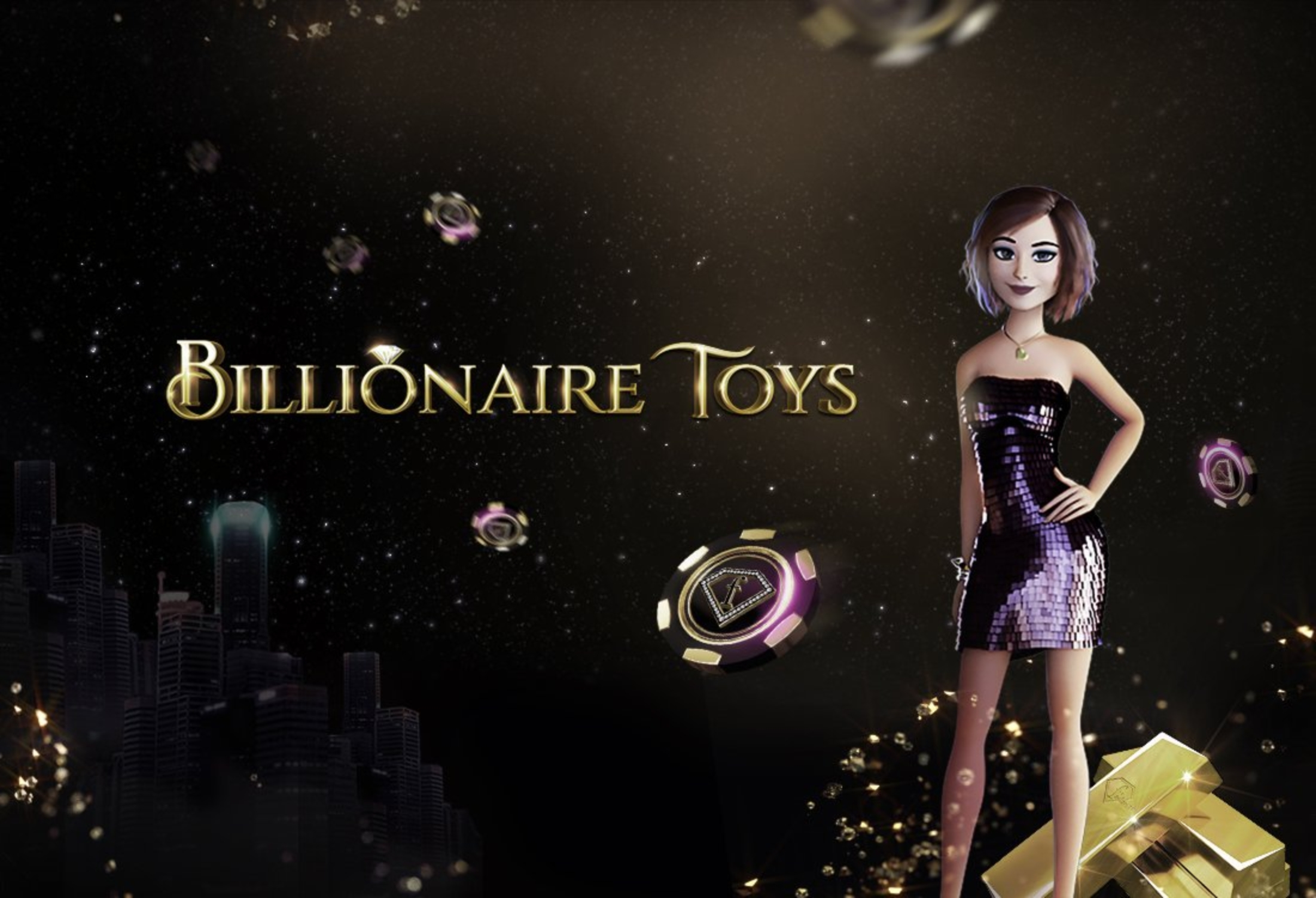 The Billionaire Toys Online Slot Demo Game by Betconstruct