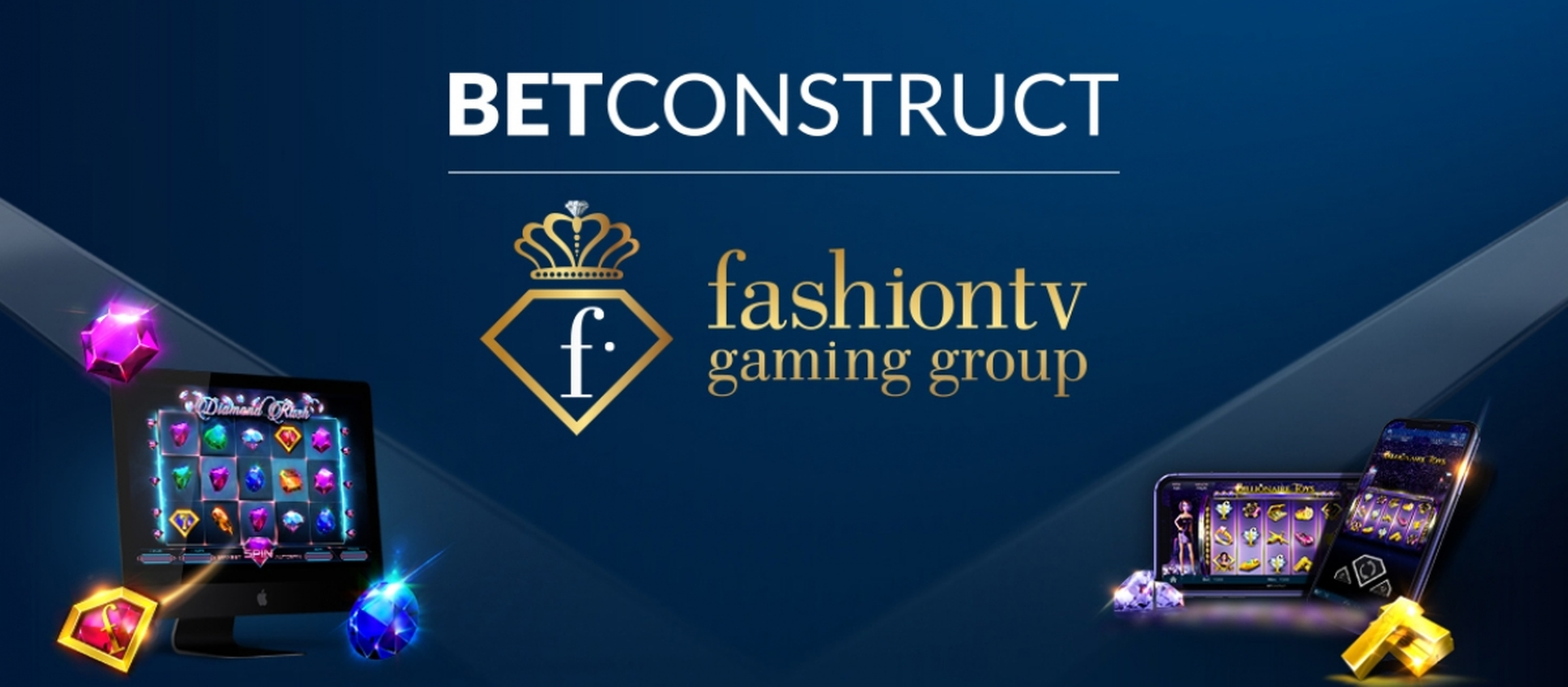 The Fashion Show Online Slot Demo Game by Betconstruct