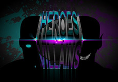 The Heroes vs Villains Online Slot Demo Game by Betconstruct