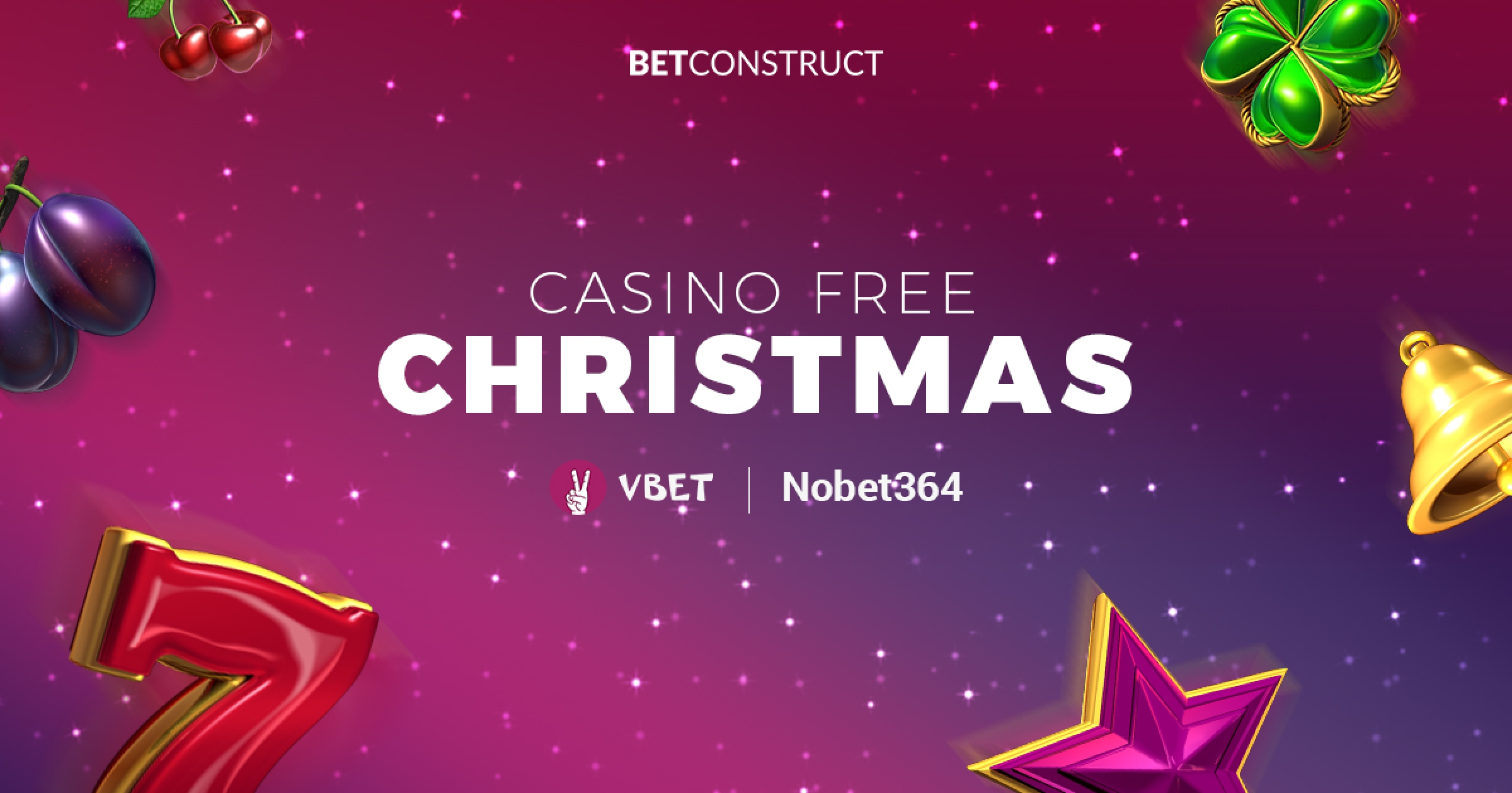 The Magical Christmas Online Slot Demo Game by Betconstruct