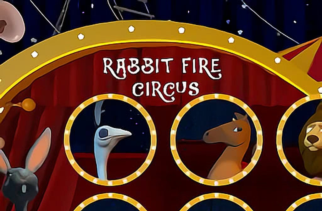 The Rabbit Fire Circus Online Slot Demo Game by Betconstruct