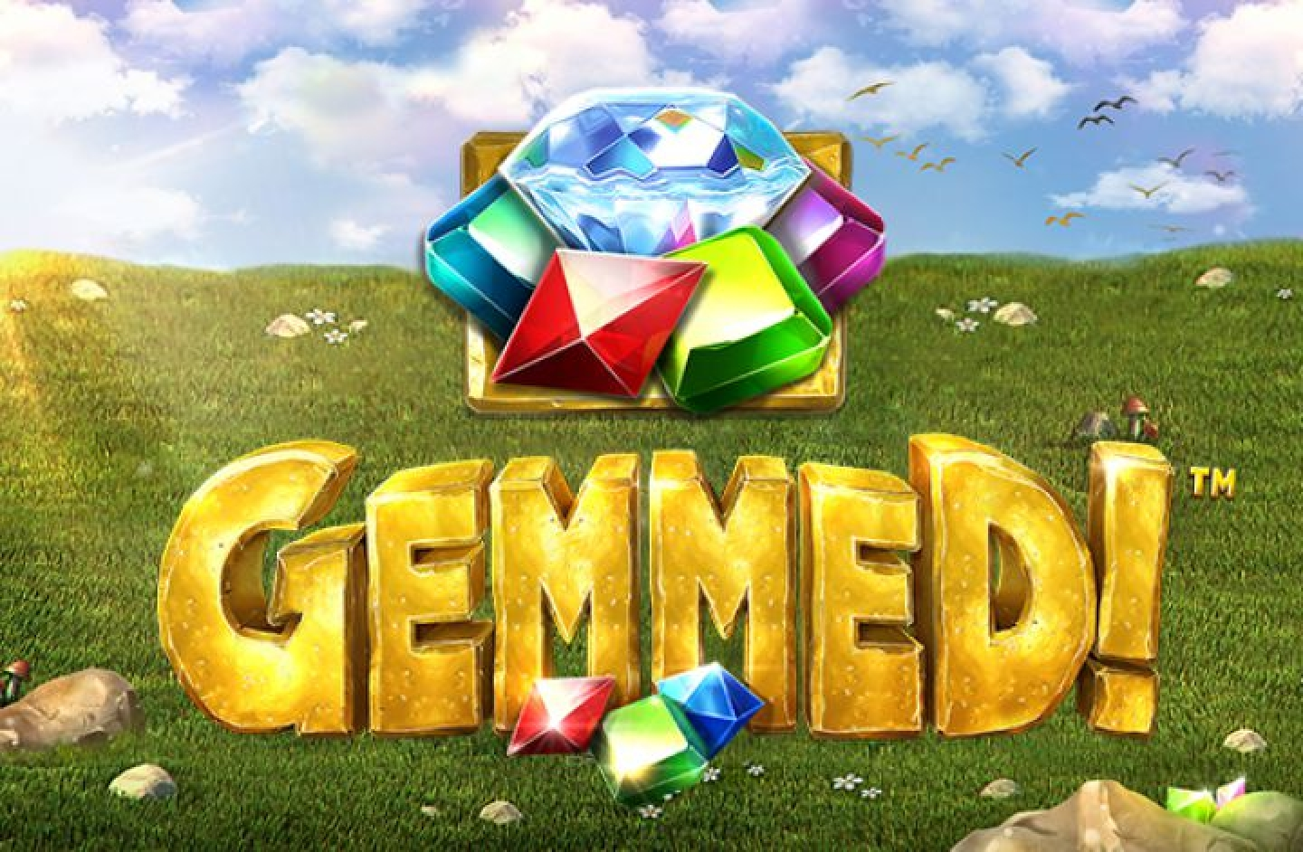 The Gemmed! Online Slot Demo Game by Betsoft