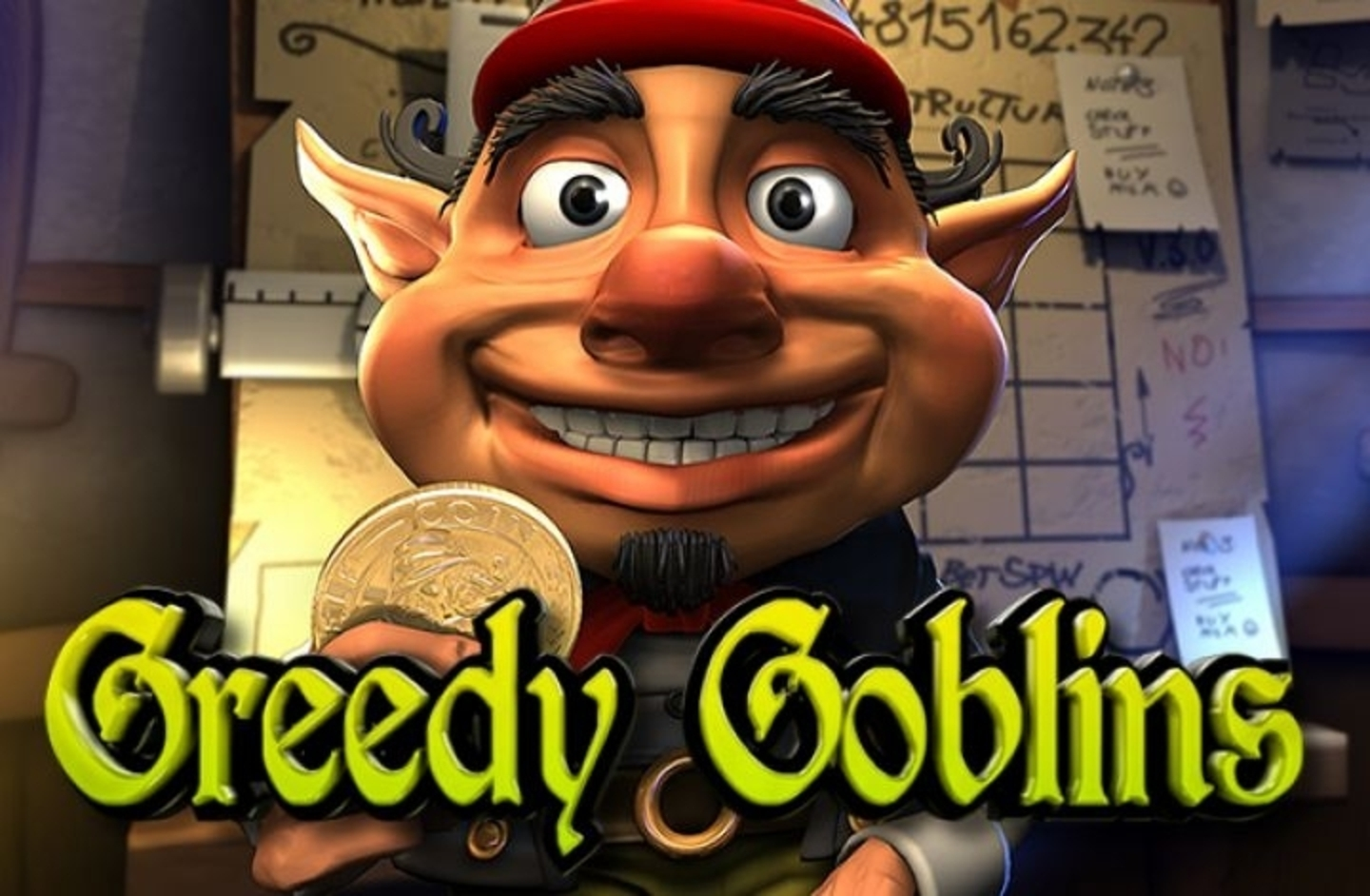 The Greedy Goblins Online Slot Demo Game by Betsoft