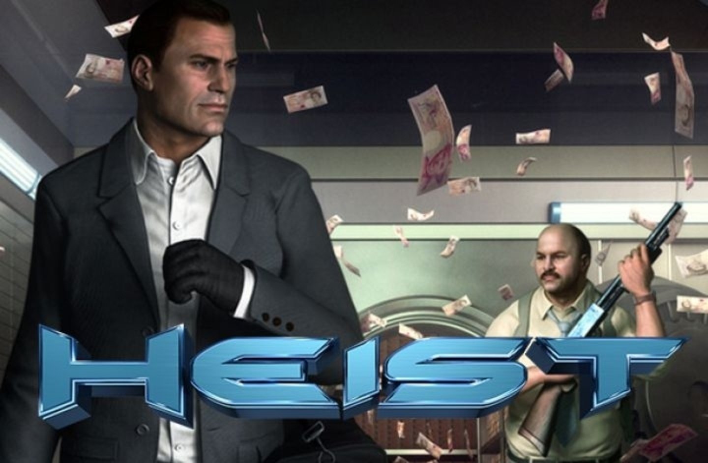 The Heist (Betsoft) Online Slot Demo Game by Betsoft