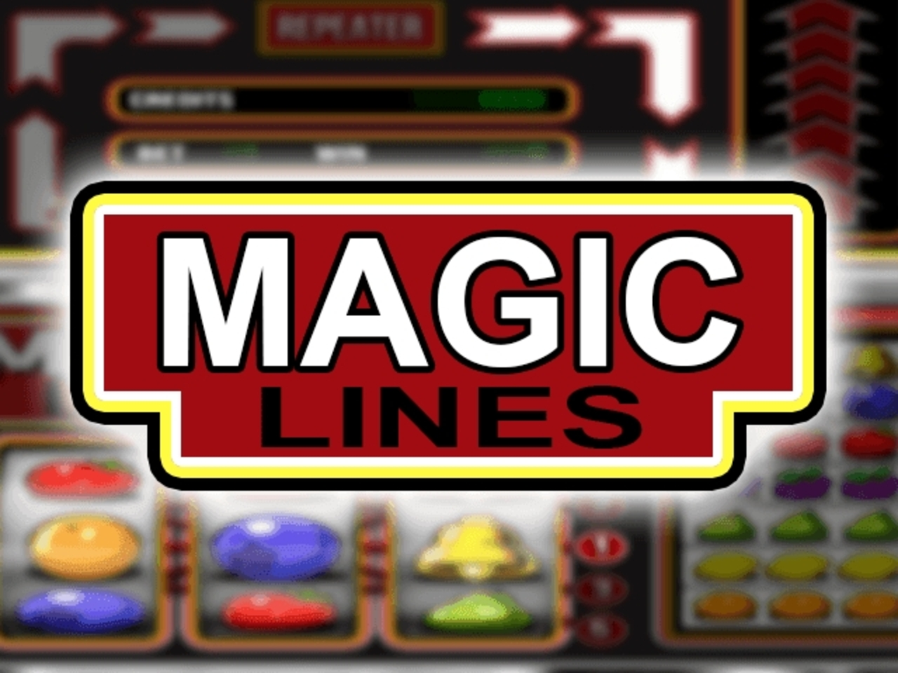 The Magic Lines Online Slot Demo Game by Betsoft